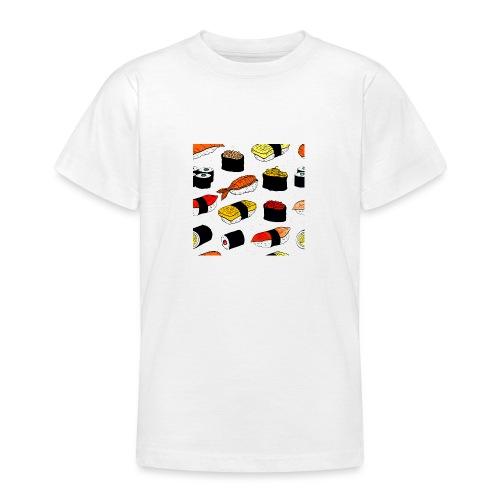 Sushi art - Teenager T-shirt