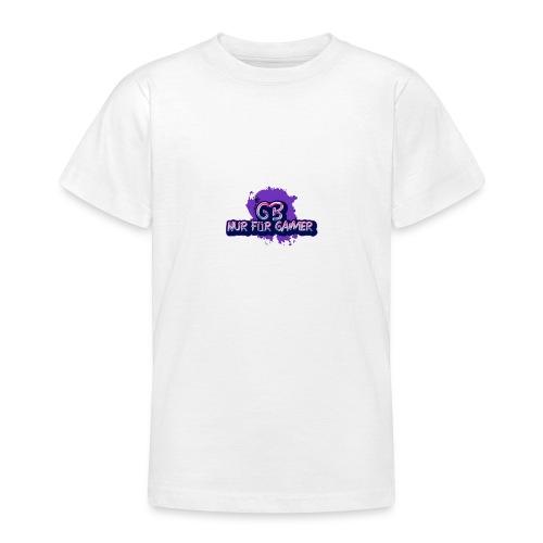 Nur für Gamer Merch - Teenager T-Shirt