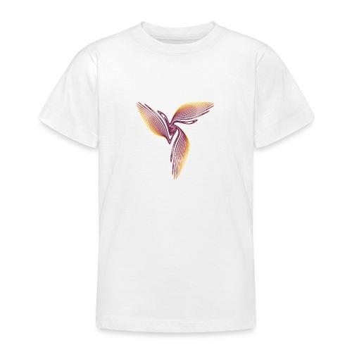 Bird of Paradise Cockatoo Icarus Chaos 4398I - Teenage T-Shirt