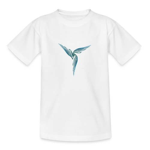 Bird Bird of Paradise Cockatoo Icarus Chaos 4395oce - Teenage T-Shirt