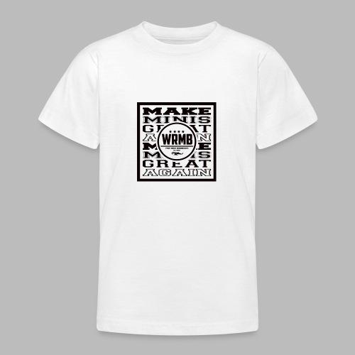 Montée MMGA - T-shirt Ado