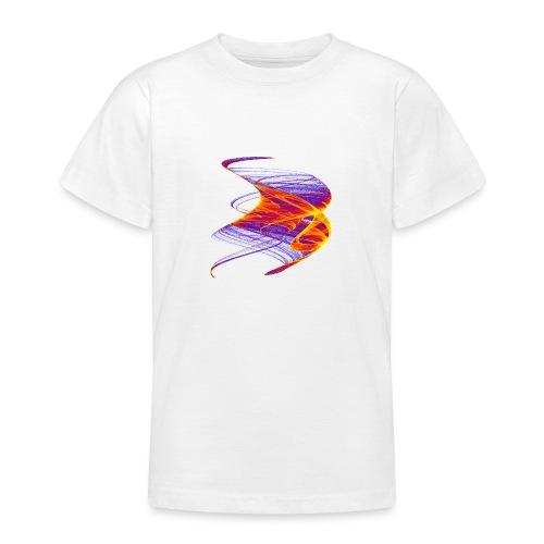 Firestorm Fire Roller Flame Sea Fire Column 12771 - Teenage T-Shirt