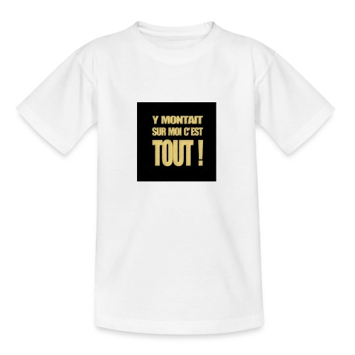 badgemontaitsurmoi - T-shirt Ado