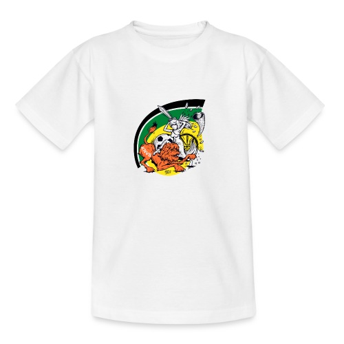 fortunaknvb - Teenager T-shirt