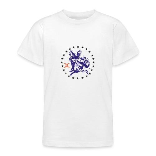 Tablier de cuisine : Zodiaque Gémeaux - Teenage T-Shirt