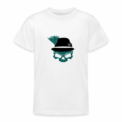 Steirerhutskull - Teenager T-Shirt