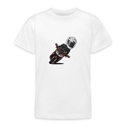 0791 FJR MagneticBronze - Teenager T-shirt