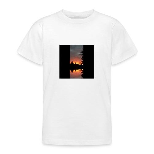Morgenrotdrama Small - Teenager T-Shirt