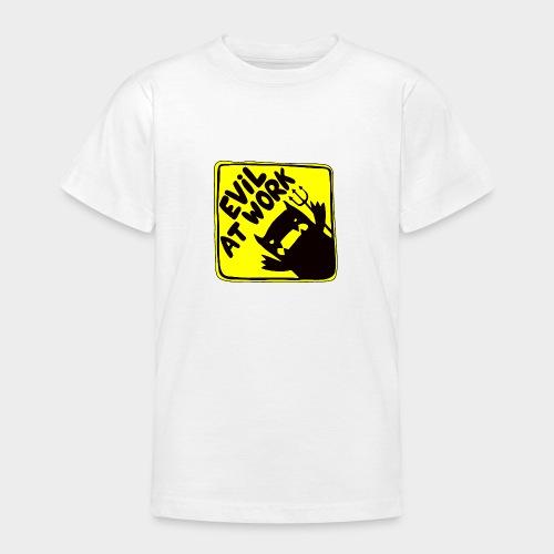 Evil at work - Camiseta adolescente