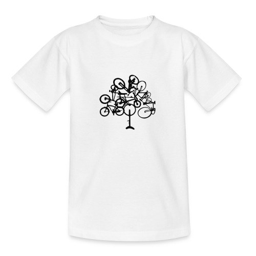 Treecycle - Teenage T-Shirt