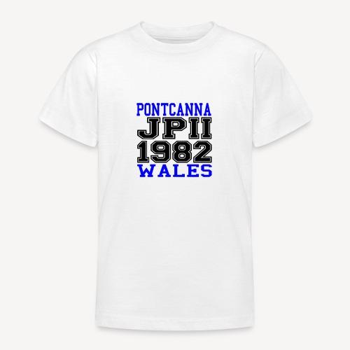 PONTCANNA 1982 - Teenage T-Shirt