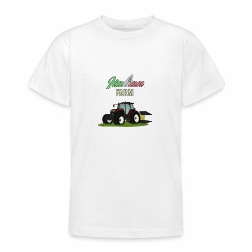 Italian Farm official T-SHIRT - Maglietta per ragazzi