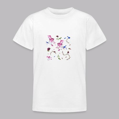 spring pattern - Maglietta per ragazzi