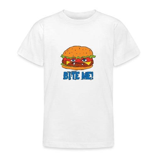 Bite me! - Maglietta per ragazzi