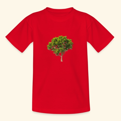 baum2 - Teenager T-Shirt
