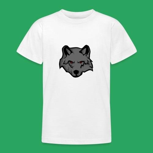 wolf logo - Maglietta per ragazzi