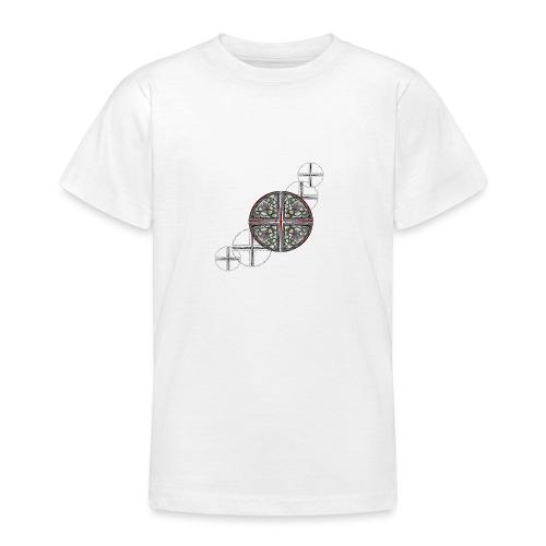 Archangel Michael Swash - Teenage T-Shirt