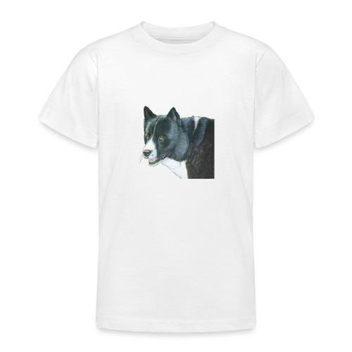 karelian beardog - Teenager-T-shirt