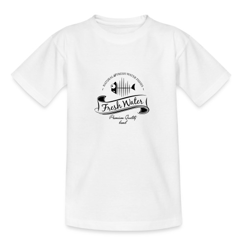 FreshWater 28cm Breite - Teenager T-Shirt