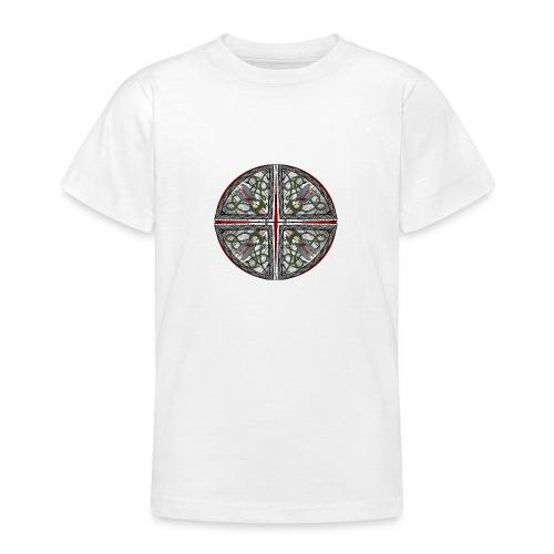 Archangel Michael Disc - Teenage T-Shirt