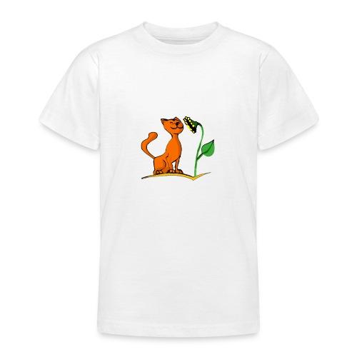 Sunny le chat - T-shirt Ado