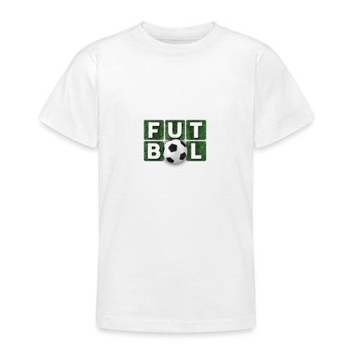Futbol - Camiseta adolescente