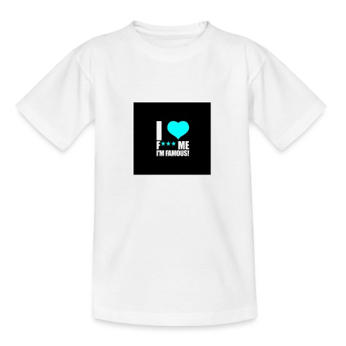 I Love FMIF Badge - T-shirt Ado