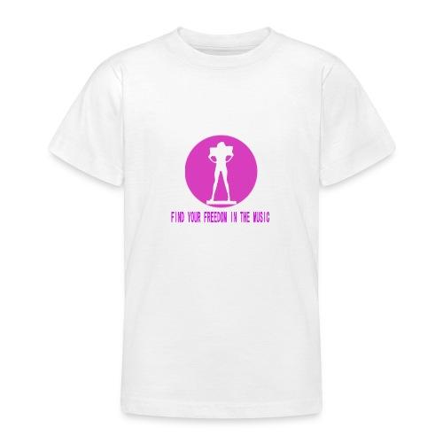 DANCE IN THE DARK unisex - Camiseta adolescente