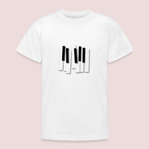 Klaviatur - T-shirt tonåring