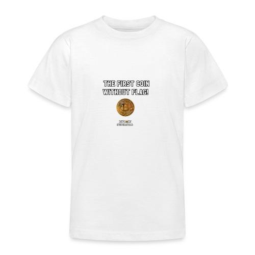 Coin with no flag - Maglietta per ragazzi