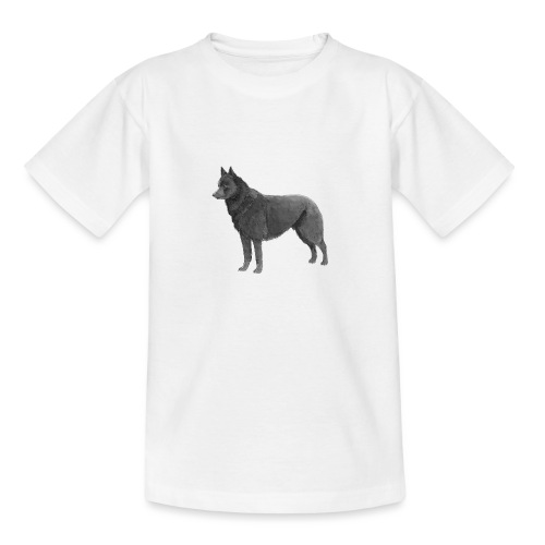 schipperke Ink - Teenager-T-shirt