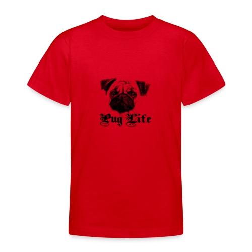 La vie de carlin - T-shirt Ado