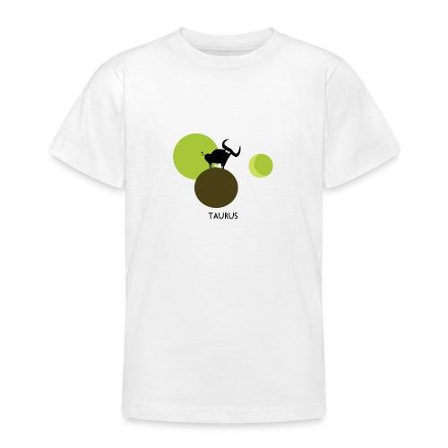Unconventional zodiac :taurus - Maglietta per ragazzi