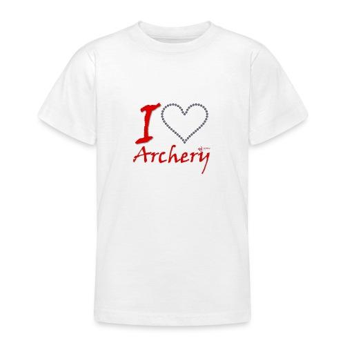 Archery Love - Teenager T-Shirt