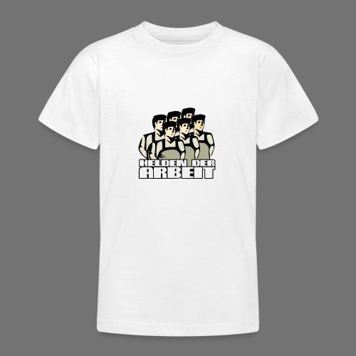 Heroes of työtä - Nuorten t-paita