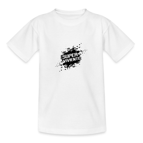 Superviviente - Camiseta adolescente
