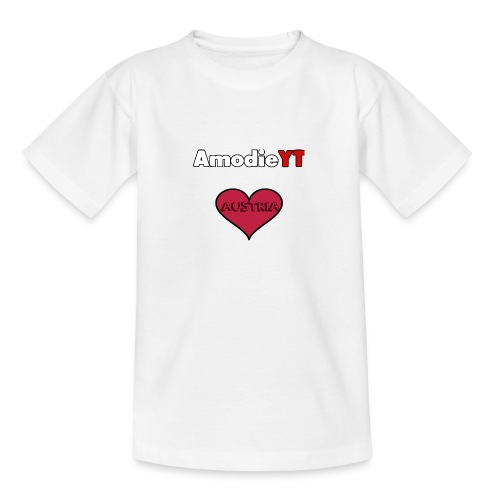 Amodie_YT - Teenager T-Shirt