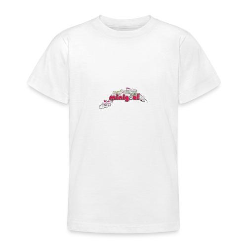 Maglietta ragazzi (Liguria) - Maglietta per ragazzi