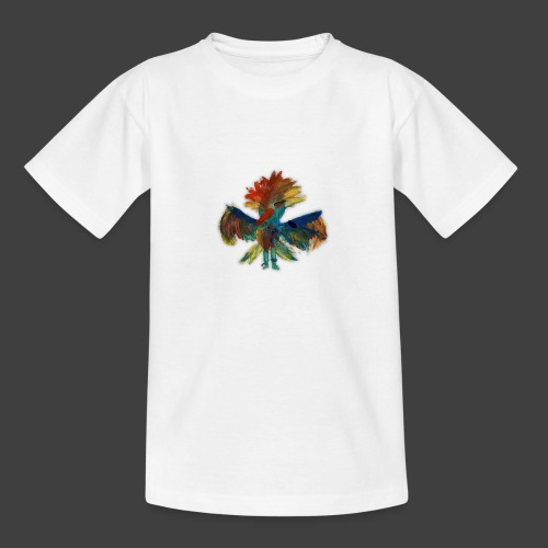 Mayas bird - Teenage T-Shirt