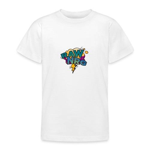 Raw Nrg Comic 1 - Teenage T-Shirt
