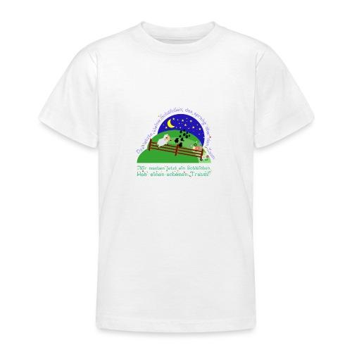 Schäfchen - Teenager T-Shirt