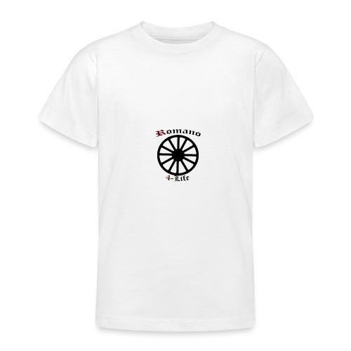 romano4life - T-shirt tonåring