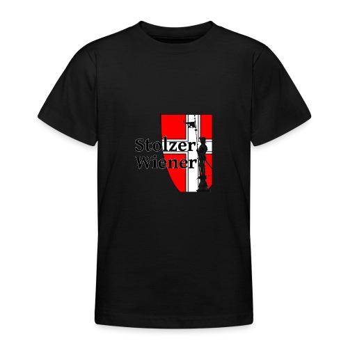 Stolzer Wiener - Teenager T-Shirt