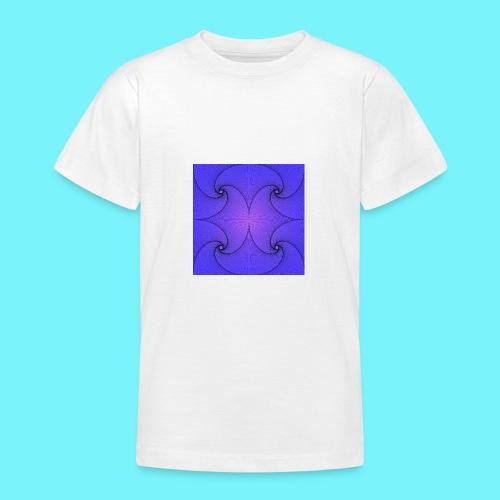 Blue Pursuit - Teenage T-Shirt