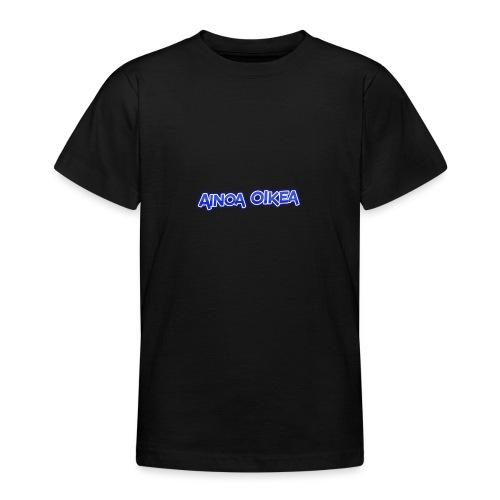 Ainoa oikea - Nuorten t-paita