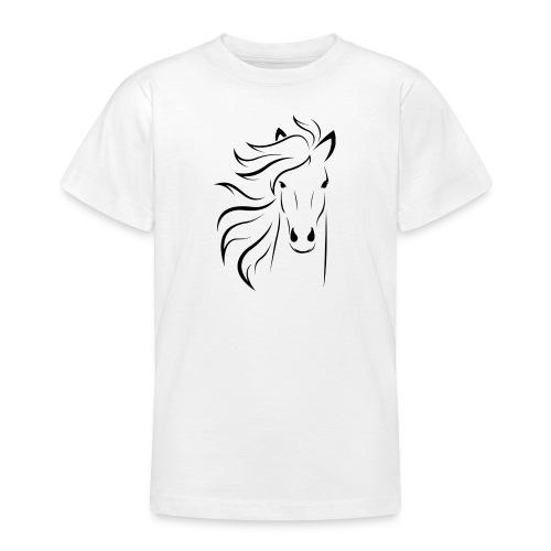 cheval - T-shirt Ado