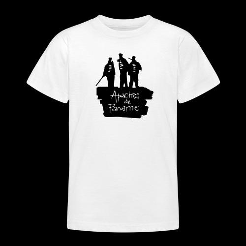 Apaches de Paname - T-shirt Ado