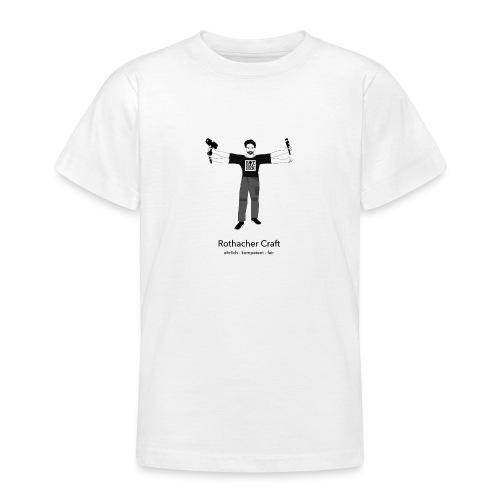 Rothacher Craft - Teenager T-Shirt