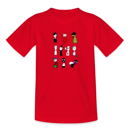 Bad to the bone - Teenage T-Shirt