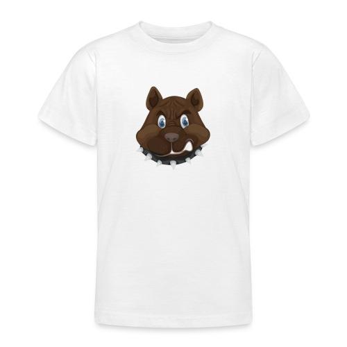 PERRO ENFADADO - Camiseta adolescente